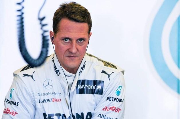 Recente foto's van Michael Schumacher te koop aangeboden voor 1 miljoen pond
