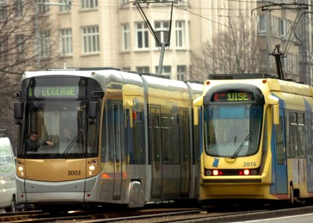 Geen trams en metro's in Brussel donderdag