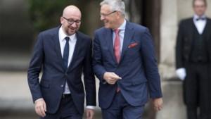 Zweedse coalitie komt maandag samen