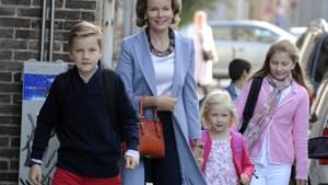 FOTO: Koningskinderen zijn klaar voor eerste schooldag