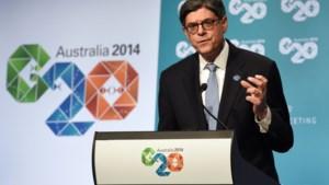 G20: 'Belastingdiensten mogen onderling informatie uitwisselen'