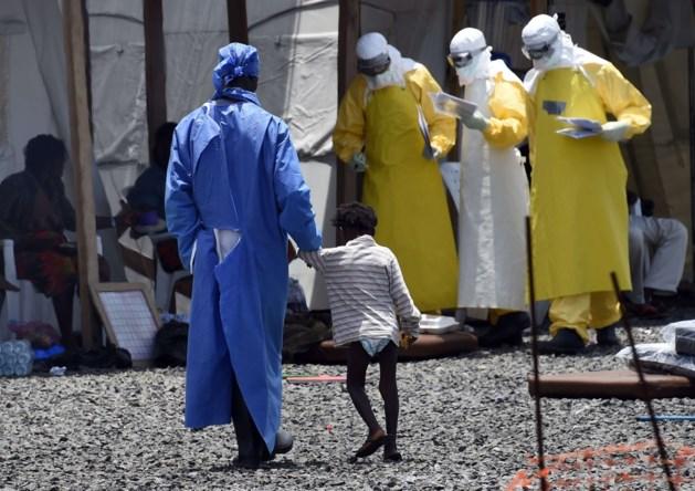 'Ebola kan zich ook via de lucht verspreiden'