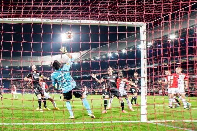 Standard dient geen klacht in tegen omstreden Feyenoord-doelpunt