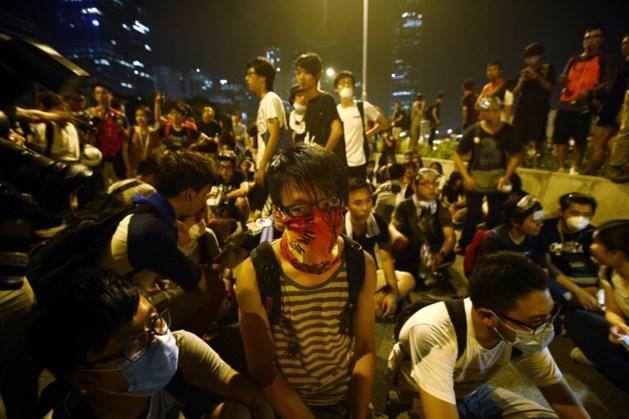Studentenleiders willen praten met regering