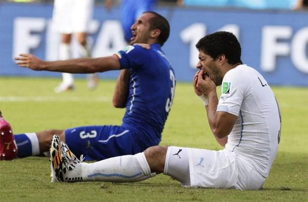 Luis Suarez maakt rentree bij nationale ploeg
