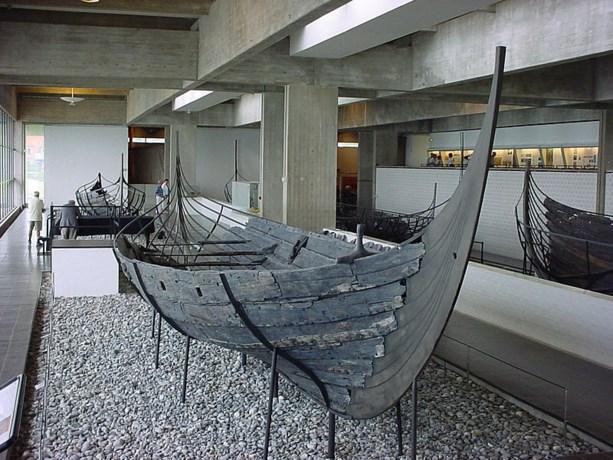 Tentoonstelling Vikingen in Tongeren