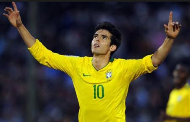 Kaká krijgt nieuwe kans bij de Goddelijke Kanaries