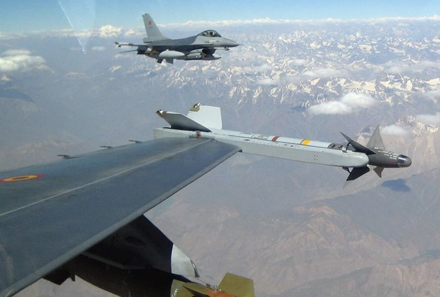 F-16's in Kleine-Brogel paraat voor assistentie in Irak
