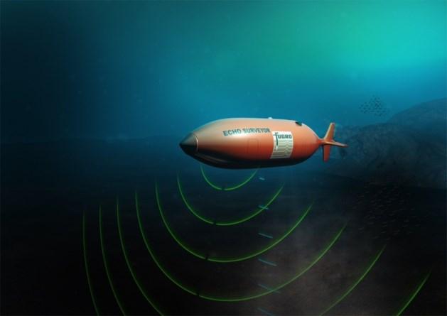 Onderwaterdrones zoeken mee naar wrak MH370