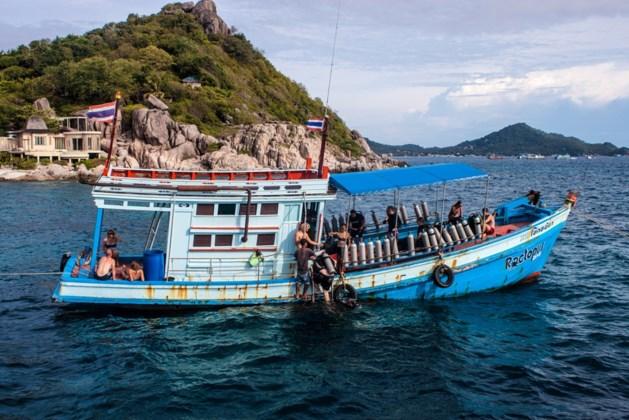 26-jarige Belgische toerist verdrinkt tijdens boottocht in Thailand
