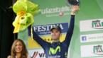 Valverde leidt opnieuw in WorldTour-ranking, Vanmarcke beste Belg