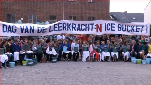 'Nice Bucket' op kindercampus Tuinwijk (video)