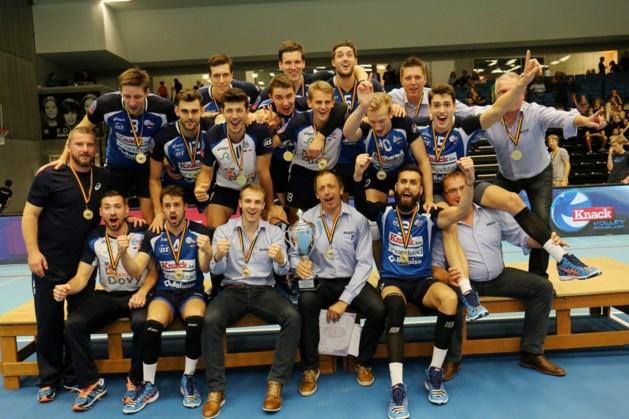 Roeselare en Kieldrecht zijn Belgische Supercupwinnaars