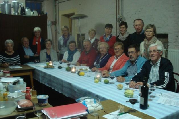 KVLV Boekhout leert ook de mannen koken