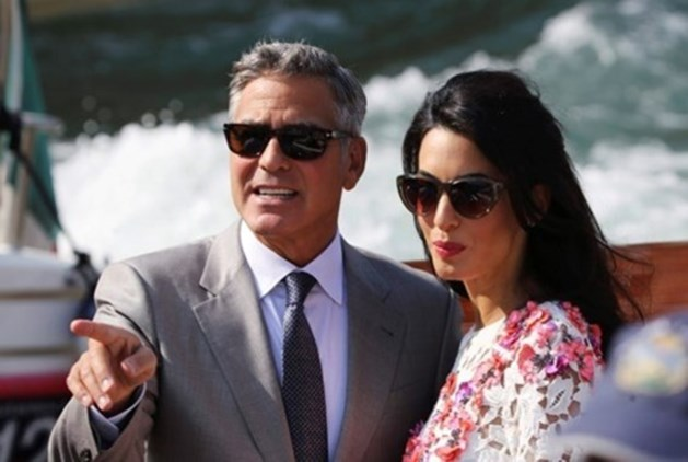 George Clooney schenkt peperdure villa aan vrouw