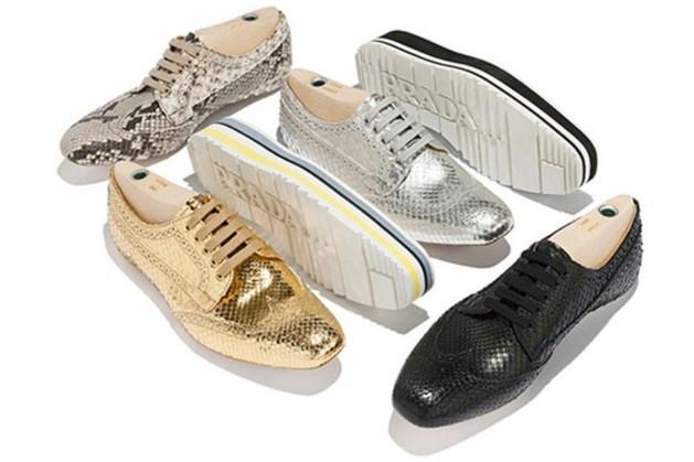 Prada laat klanten eigen schoenen maken