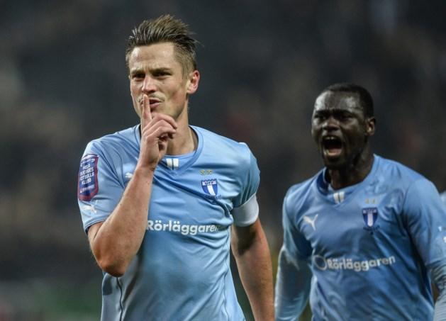 Adu (ex-Club) is Zweeds kampioen met Malmö