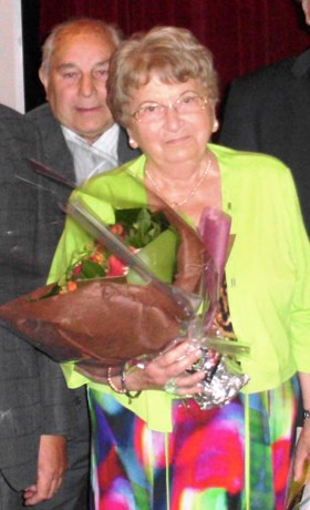 Jenny Vanhaeren zette Kortessemse senioren op de kaart