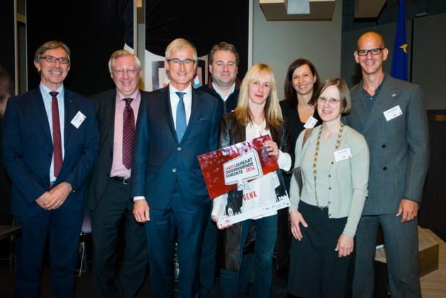 Genk laureaat in Unizo-wedstrijd 'Ondernemende Gemeente'