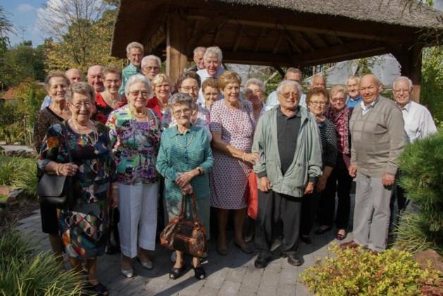 Feest in het zonnetje voor 80-jarigen van Oostham