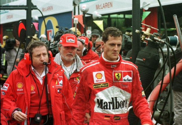 'Schumacher heeft vooruitgang geboekt'