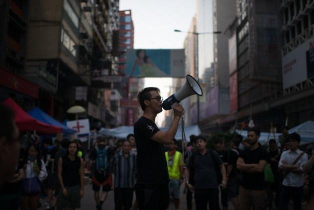 Protest Hongkong lijkt te tanen