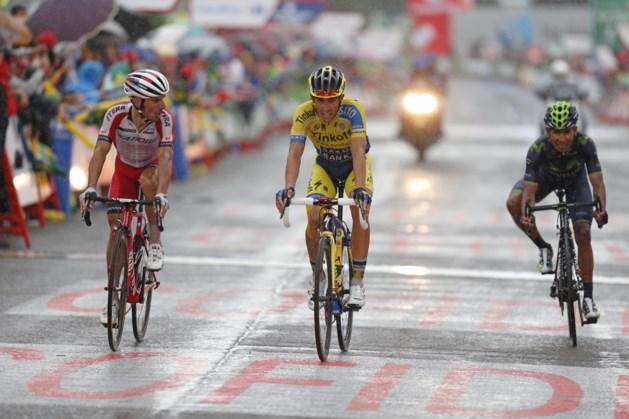 Contador past voor Peking, ook Valverde houdt het voor bekeken
