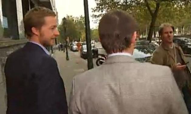 Chauffeur Bart De Wever rijdt rond met nummerplaat Houthalense: 'Nu weet ik waarom ik boete kreeg uit Brussel'