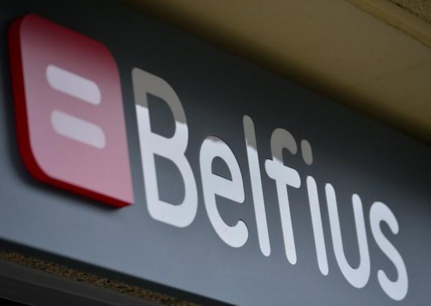 Huiszoekingen bij Belfius en Dexia