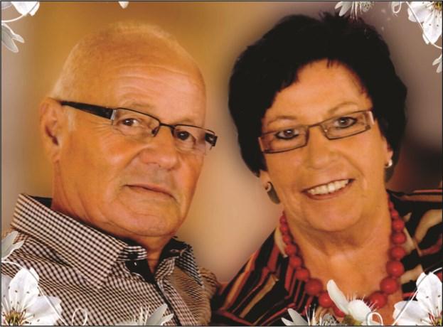 Theo en Lief  50 jaar getrouwd