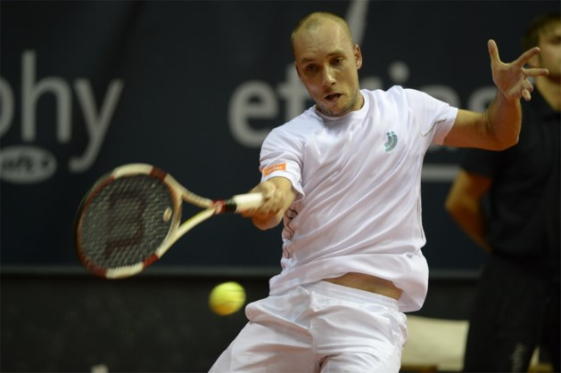 Steve Darcis bereikt halve finales Challenger Rennes