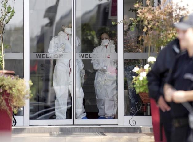 Vlaming vast in hotel uit vrees voor ebola