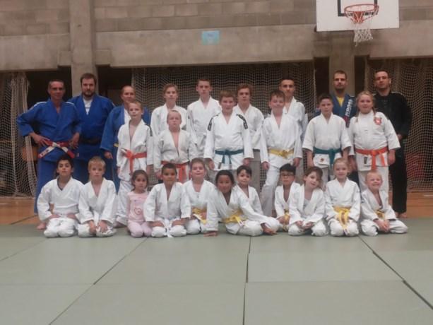 Judo Kodokan weer volop in beweging.
