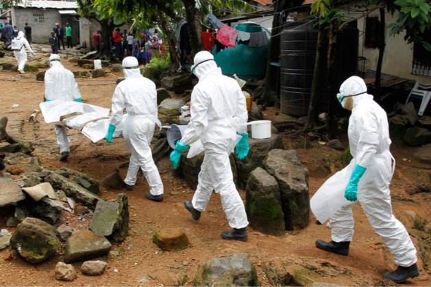 Ebola: kaap van 4.000 doden gerond