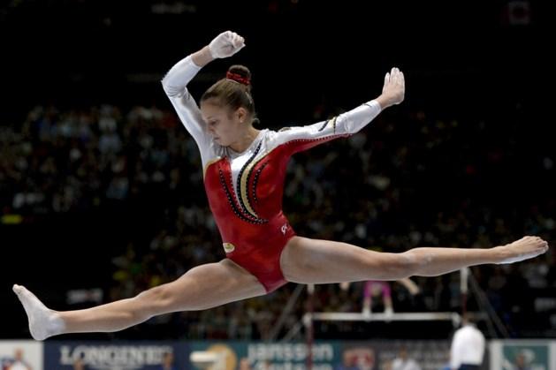 Laura Waem laatste in allroundfinale, wereldtitel voor Amerikaanse