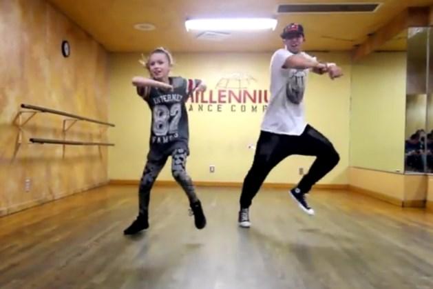 Video: 11-jarige verbaast gehele wereld met dansprestaties