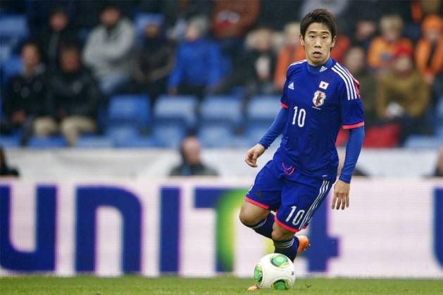 Kagawa loopt hersenschudding op tijdens interland