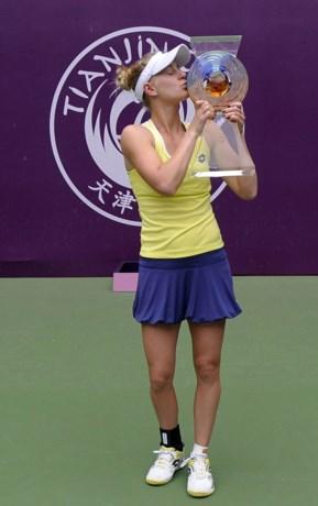 Riske zegeviert in finale van Tianjin