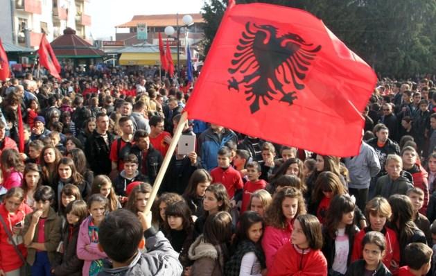 Geen Albanese supporters welkom tijdens Servië-Albanië