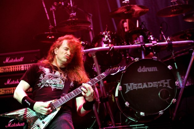 Megadeth-zanger: 'Help ons mijn schoonmoeder te vinden'