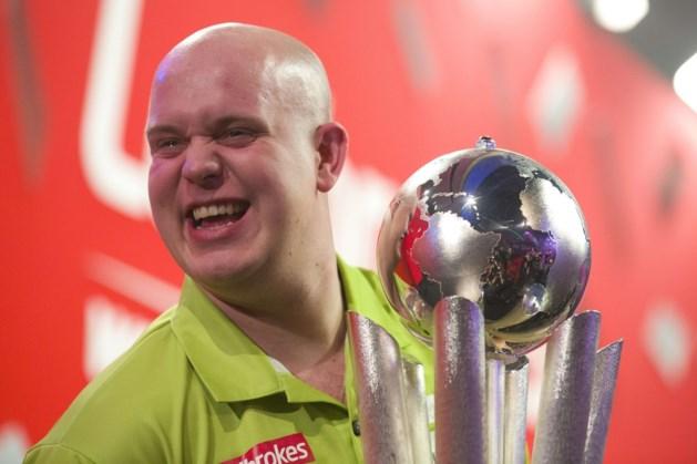 Nederlander Van Gerwen pakt tweede eindzege in World Grand Prix