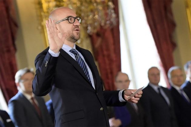 Premier Michel scoort beter bij Vlamingen
