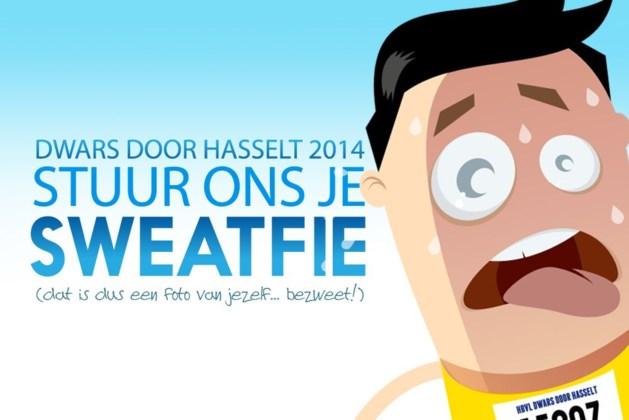 Bezorg ons jouw Dwars Door Hasselt-sweatfie