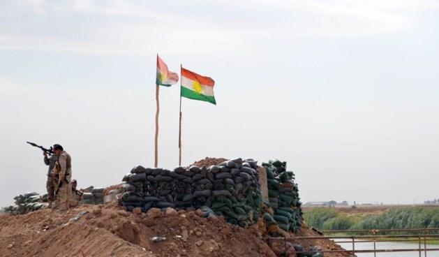 Internationale Coalitie bombardeert IS-stellingen buiten oliestad Kirkoek