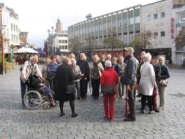 Neos verkent Nijmegen