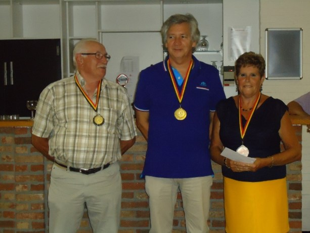Roger Pirens kampioen van petanqueclub PC Terkoest