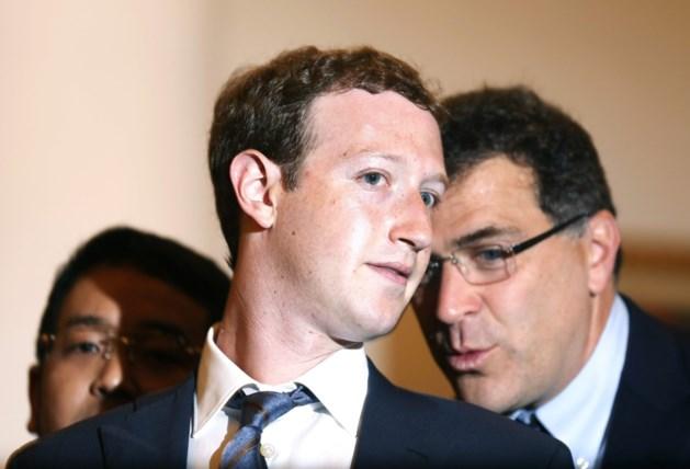 Zuckerberg geeft 25 miljoen dollar voor ebola