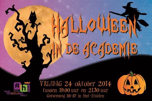 Halloween in de Academie
