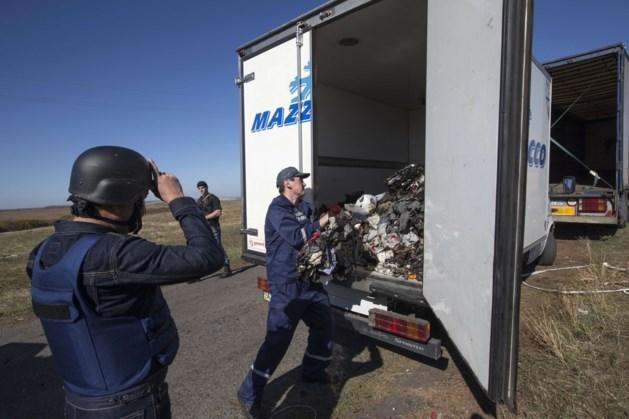 Negen kubieke meter spullen van MH17-slachtoffers verzameld
