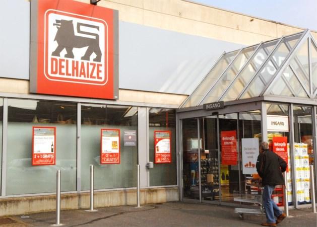 Welke Limburgse Delhaize-winkels staken mee?